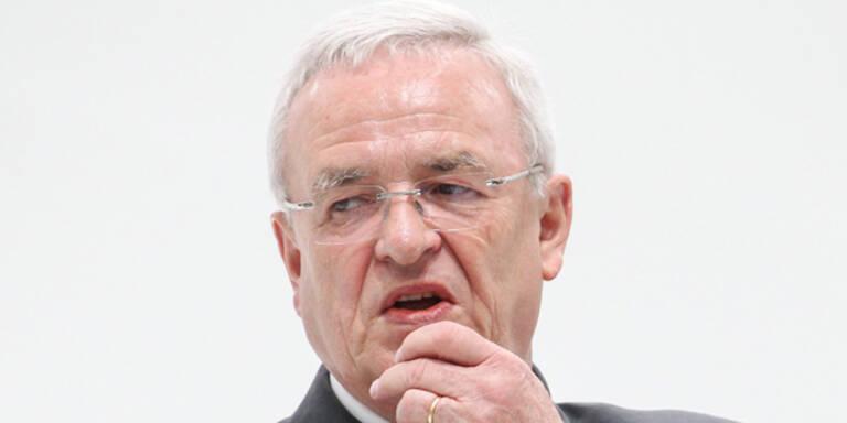VW-Chef Winterkorn soll abgelöst werden