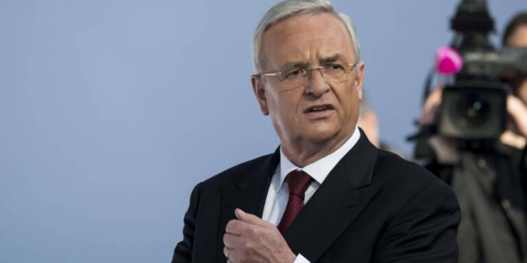 Winterkorn: Weiter Top-Job bei VW