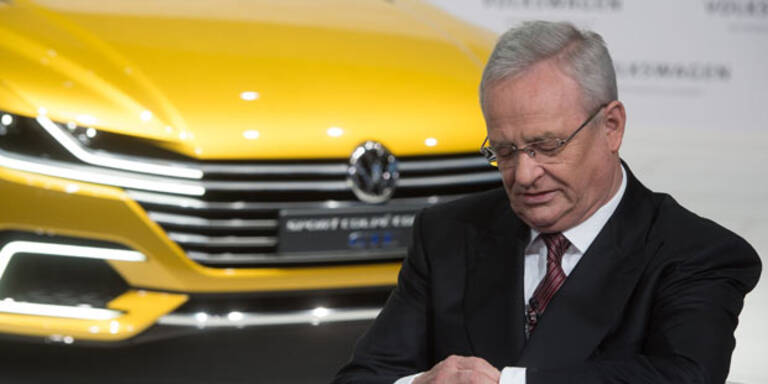 VW-Skandal kostet Winterkorn den Job