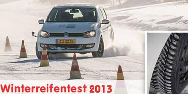 Winterreifentest 2013/2014 des ARBÖ