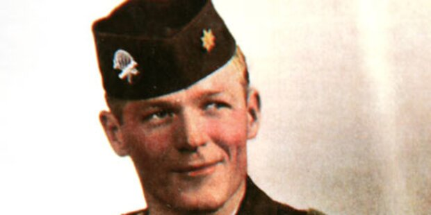 US-Weltkriegsveteran Winters gestorben