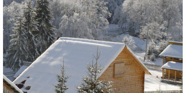 Jeder 2. plant heuer Winterurlaub
