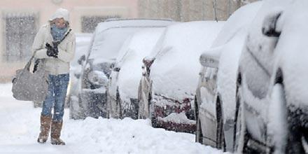 Winter Wien