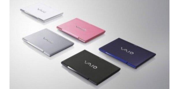 MacBook Konkurrenz: VAIO S