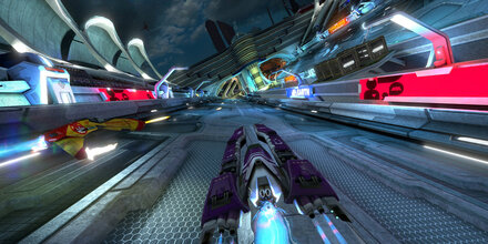 Wipeout Omega Collection - Trailer