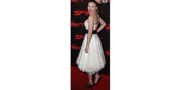 Hatte Scarlett Johansson modische Blackouts?