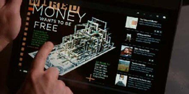 Digital Viewer-Technologie für Tablets