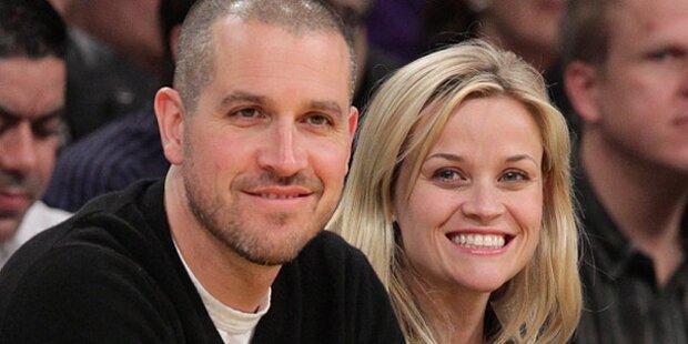 Reese Witherspoon zum dritten Mal Mutter