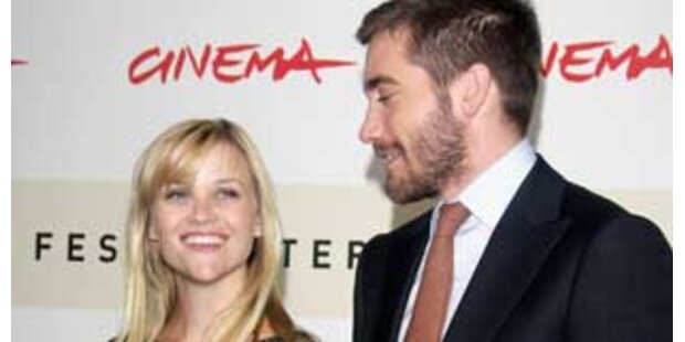 Reese und Jake spazierten verliebt durch Rom