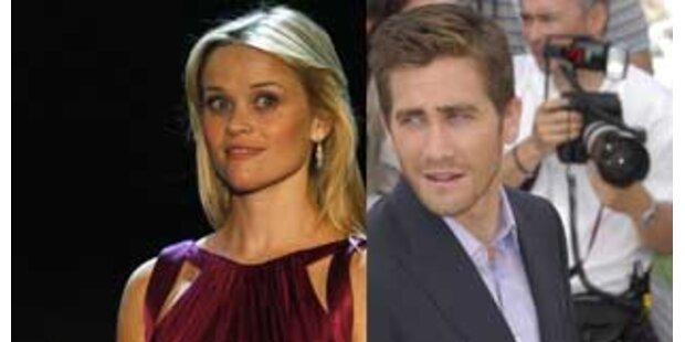 Reese und Jake hatten Sex am Flugzeug-Klo