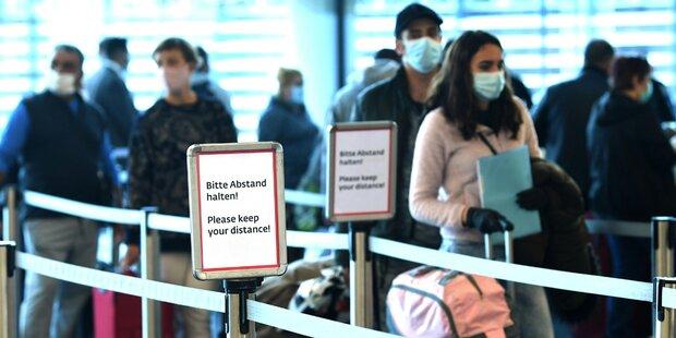 Erste Passagierjets heben wieder in Wien ab