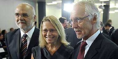 Werner Pleischl, Beatrix Karl, Walter Geyer