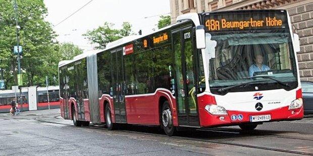 13A bekommt neue Gelenkbusse
