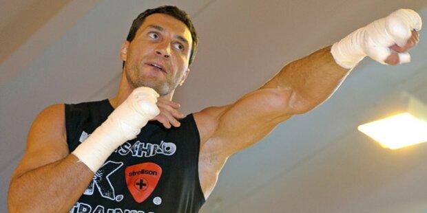 Klitschko vs. Powetkin
