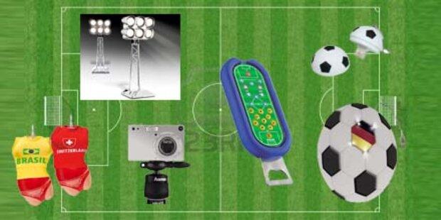 Multimedia-Gadgets für echte Fußball-Fans