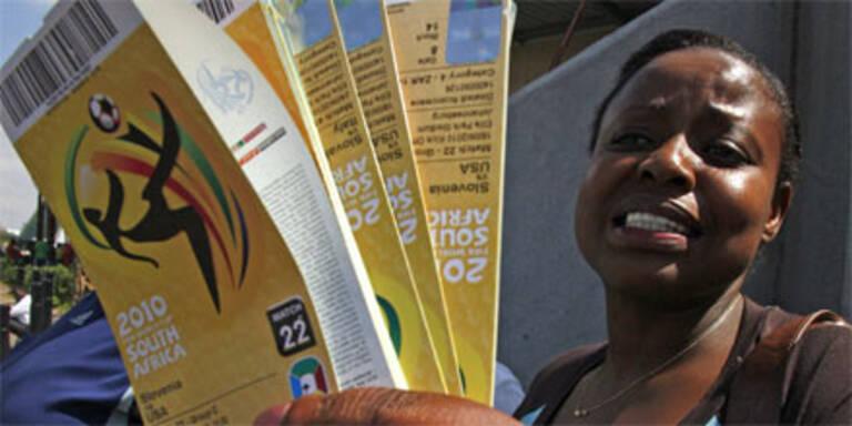 100.000 WM-Tickets in 24 Stunden verkauft
