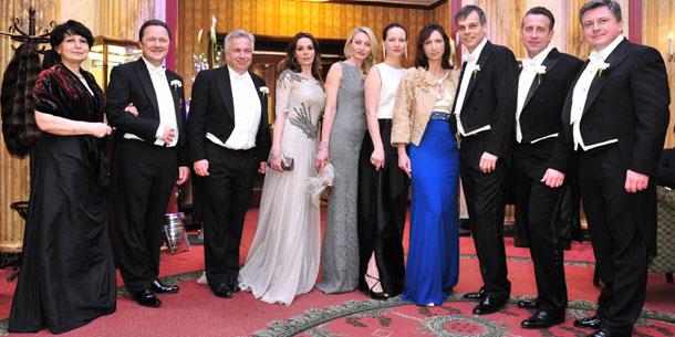 Opernball 2013: Wolfgang Fellner