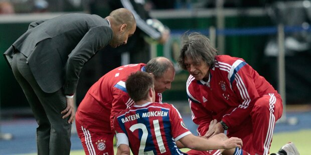 Bayern-Doc wütet gegen Pep Guardiola