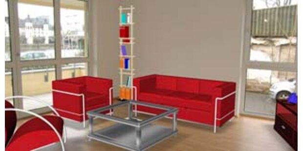 Wohnung virtuell designen