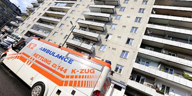 Schaden an evakuiertem Haus erhoben
