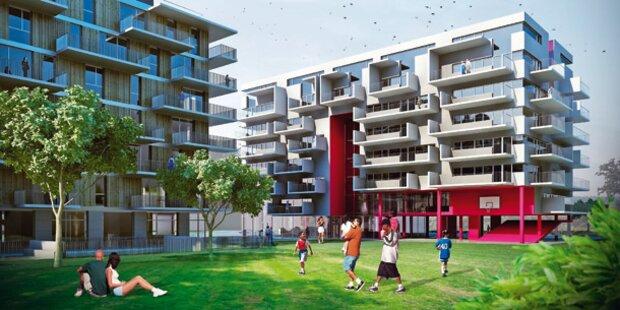 Bau-Boom: 14.000 neue Wohnungen in 2 Jahren