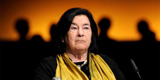 Schriftstellerin Christa Wolf ist tot