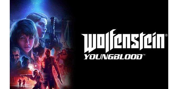 Wolfenstein Youngblood: Nazis geht es an den Kragen
