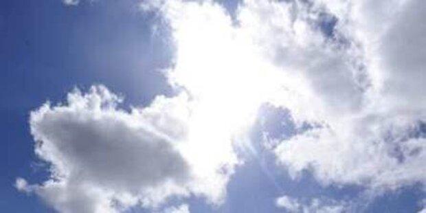 Sonne und Wolken im Mix