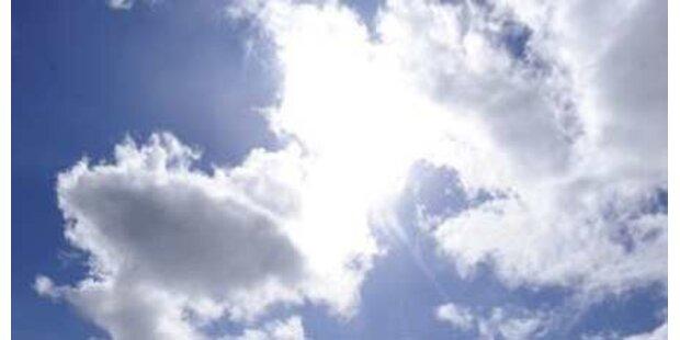 Wochenend-Wetter: Heiß, aber unbeständig