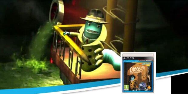 Sony bringt neue Wonderbook-Spiele