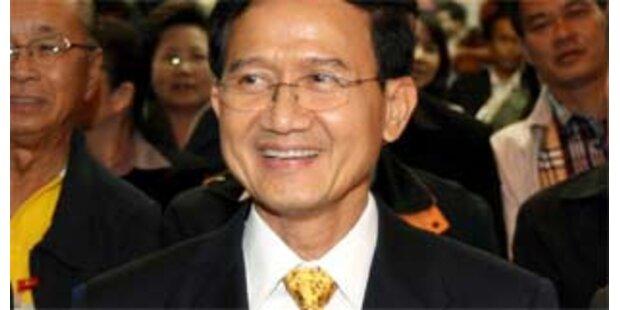 Somchai neuer Premier Thailands