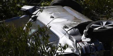 Neue Details zu Woods-Unfall enthüllt