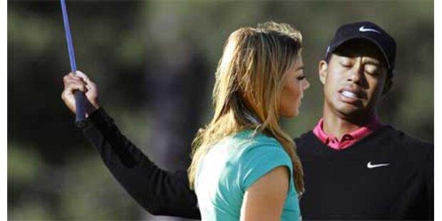 Tiger Woods-Exgeliebte sitzt im Knast