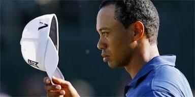 Tiger Woods scheitert schon am Cut