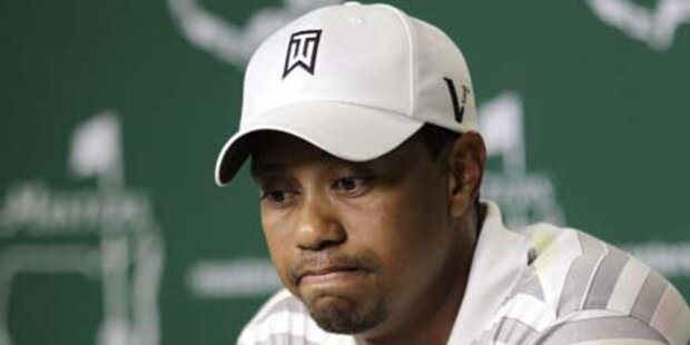 Tiger Woods: Meine Ehe ist vorbei