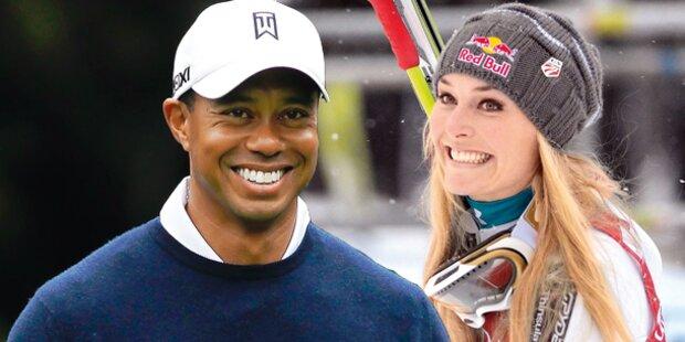 Tiger Woods heimlich in Salzburg