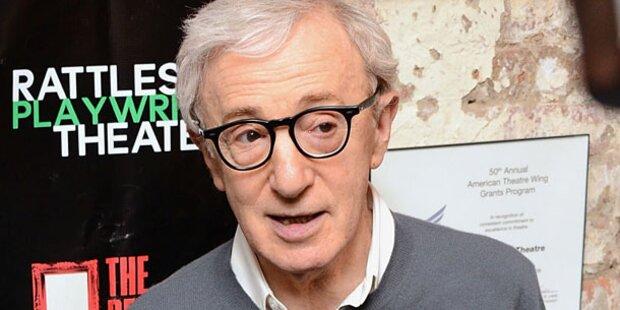 Woody Allen dreht Film in Frankreich