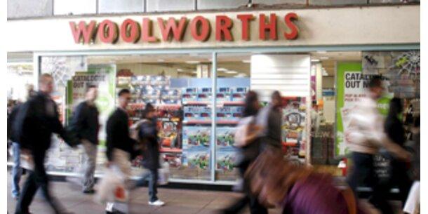 Britische Kaufhauskette Woolworths ist insolvent