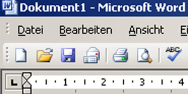 Microsoft-Plugin liest Word-Dokumente vor