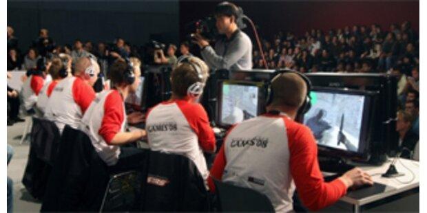 Bronze für Österreich bei den World Cyber Games