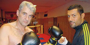Kämpfer: Artur Worseg boxt bald wieder