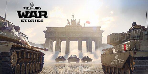 Singleplayer für World of Tanks im Anrollen