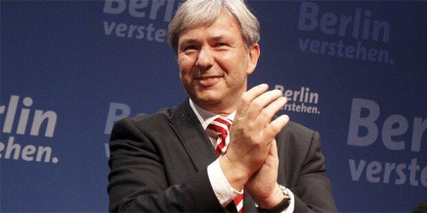 Berlin-Wahl: Sieg für Wowereit