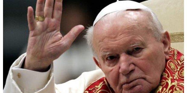 Hat Johannes Paul II. eine Nonne geheilt?