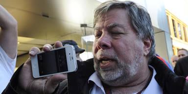 Wozniak ärgert sich über Steve-Jobs-Film