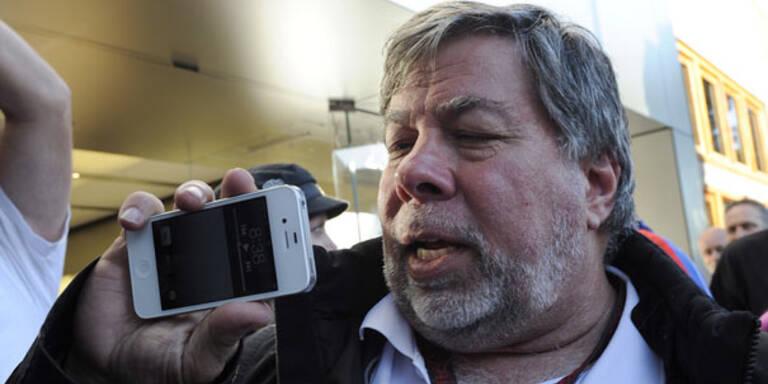 Wozniak musste wegen Streich in den Knast