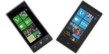 Windows Phone 7 in Österreich gestartet