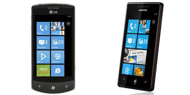 Top-Smartphones von Samsung und LG