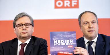 Zerbricht Koalition am ORF?