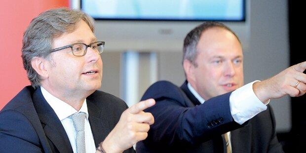 Richard Grasl will gegen ORF-Chef Wrabetz antreten